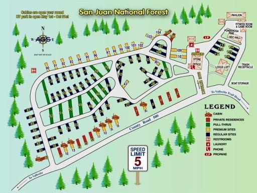 Silver Summit Rv Park And Campground Silverton Colorado