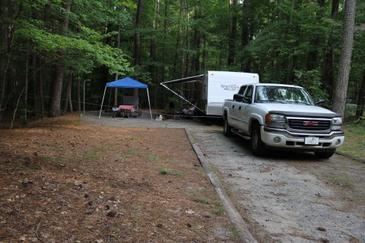 Jordan Lake SRA/Crosswinds Campground - Apex, North ...