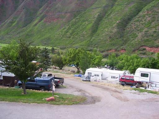 Ami S Acres Campground Glenwood Springs Colorado Us