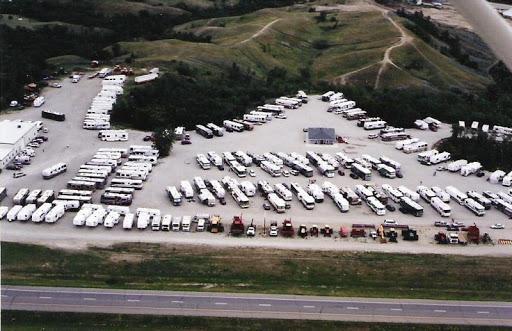 Swenson S Valley View Rv Park Minot North Dakota Us
