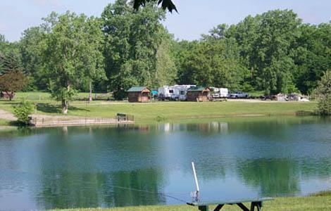 Timberline Valley Rv Resort Chesterfield Indiana Us