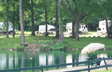 Timberline Valley Rv Resort Chesterfield Indiana Us