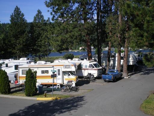 River Walk Rv Park Coeur D Alene Idaho Us Parkadvisor