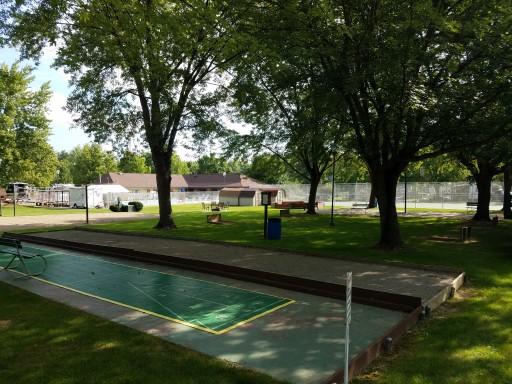 Cross Creek Camping Resort Delaware Ohio Us Parkadvisor