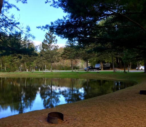 Pine Hollow Camprgound - Pownal, Vermont US   ParkAdvisor